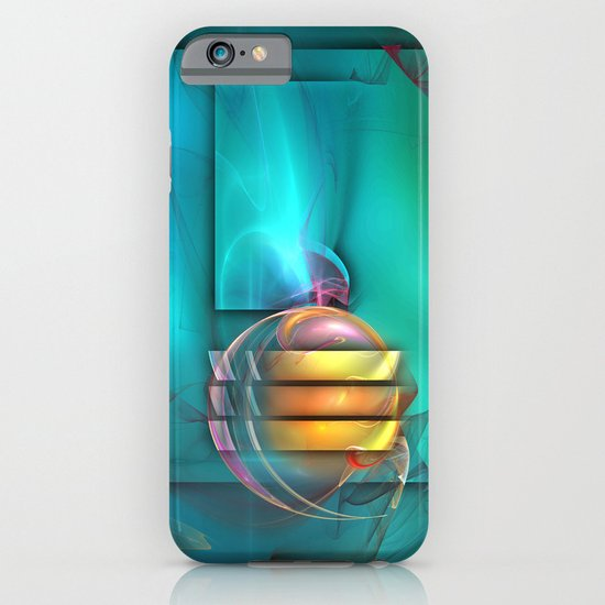 Fantastic World iPhone & iPod Case