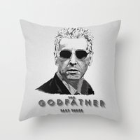 The Godfather - Part Thr… Throw Pillow