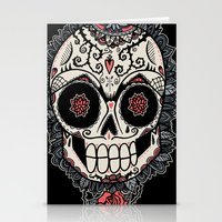 Muerte Acecha Stationery Cards