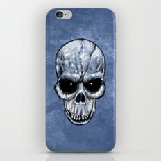 Skull Gaze iPhone & iPod Skin