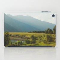 Wading Deer iPad Case