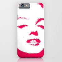 MARILYN POP iPhone 6 Slim Case