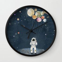 Wall Clock - solar collector  - bri.buckley