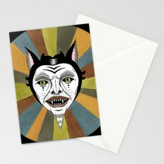 Cat Color Wheel No. 1 Stationery Cards