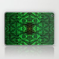 On The Edge Of The Unive… Laptop & iPad Skin