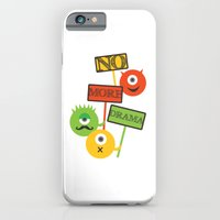 iPhone & iPod Case featuring no. more. drama. by Norita
