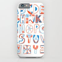 iPhone & iPod Case featuring PlayFull Alphabet by Jaimeks