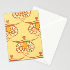 Summer dance Stationery Cards