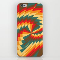 Half Circle (Available I… iPhone & iPod Skin
