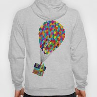 Disney's UP House  Hoody