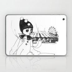 Pierrot the clown Laptop & iPad Skin