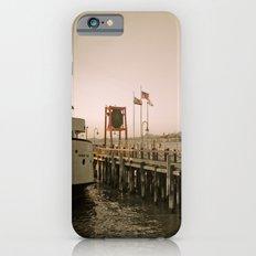 View of Alcatraz - The Rock Slim Case iPhone 6s