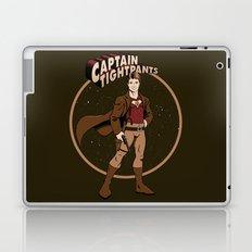 Captain Tightpants Laptop & iPad Skin