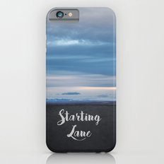 Starting Lane iPhone 6 Slim Case