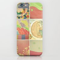 iPhone & iPod Case featuring Fairground Details by Cassia Beck
