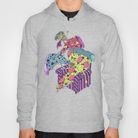 Pizza Eating Pizza - Pin… Hoody