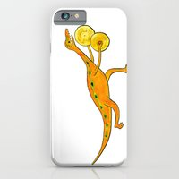 iPhone & iPod Case featuring Cymbal-o-saurus! by Theresa Flaherty
