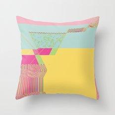 New Sacred 07 (2014) Throw Pillow