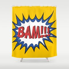 BAM Shower Curtain