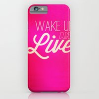 iPhone & iPod Case featuring Don't waste it.  by rubybirdie