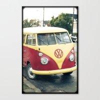 VW  Canvas Print