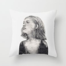I See The Universe Inside Of You Throw Pillow