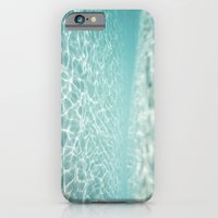 Under Water Light iPhone 6 Slim Case
