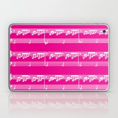 I'm All About The Music Laptop & iPad Skin