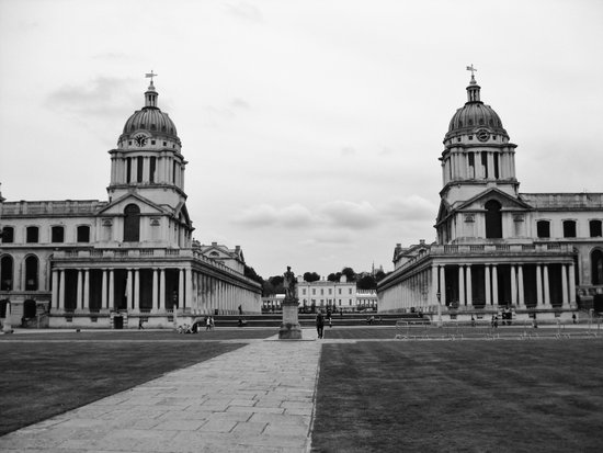 Greenwich Maritime Museum, London Canvas Print