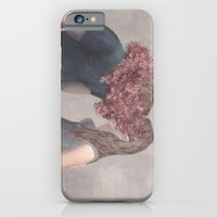 iPhone & iPod Case featuring Keeping Secrets by Girl + Parrot
