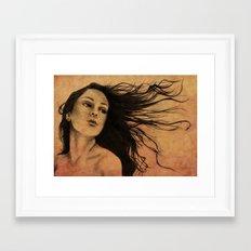 Millennia Framed Art Print