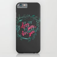 iPhone & iPod Case featuring For You, For You by Mei Lee