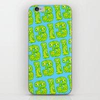 Ugly 13 iPhone & iPod Skin