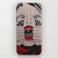 Tell Me iPhone & iPod Skin
