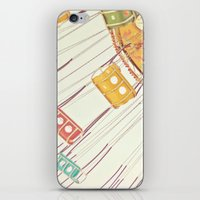 Sea Swings iPhone & iPod Skin