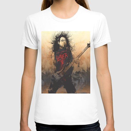 Tom Araya T-shirt