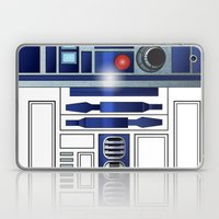 Shiny New Droid Laptop & iPad Skin