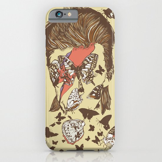 FACES OF GLAM ROCK iPhone & iPod Case