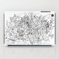 Triumph Over Chaos. iPad Case