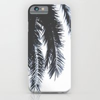 Palm Tree leaves abstract iPhone 6 Slim Case