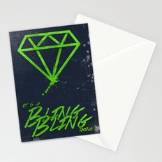 The BlingBling Thing Stationery Cards