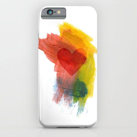 Scatterheart iPhone & iPod Case