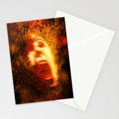 Too Bad About The Fire Stationery Cards