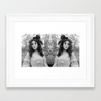 Impenitence Framed Art Print