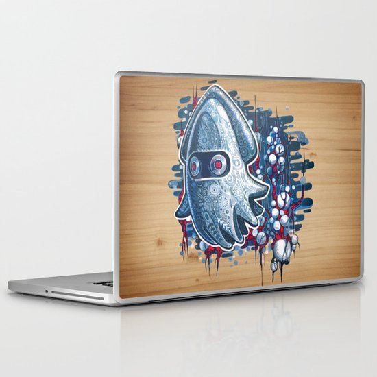 A GHOST IS BORN Laptop & iPad Skin