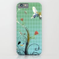 iPhone & iPod Case featuring distilled life by berg with ice