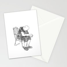 The Sitter Stationery Cards