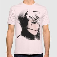 Roger That! Mens Fitted Tee Light Pink SMALL