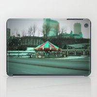 Carousel iPad Case