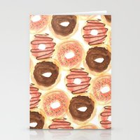 Mmm, Donuts. Stationery Cards